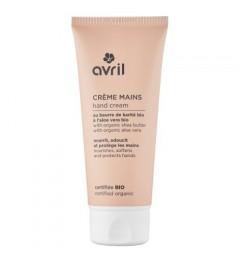 Avril Crème pour les mains 100 ml Certifiée bio
