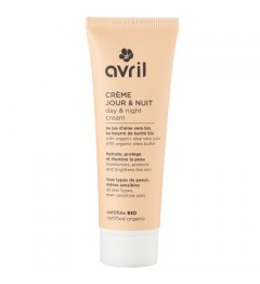 Avril Crème jour et nuit 50 ml Certifiée bio