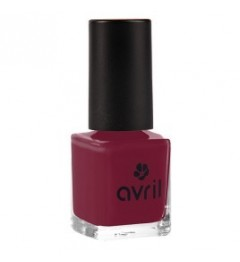 Avril Vernis à ongles 7ml Bourgogne