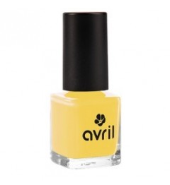 Avril Vernis à ongles 7ml Jaune Curry
