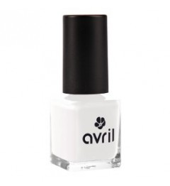 Avril Vernis à ongles 7ml French Blanc