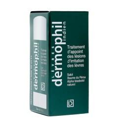 Dermophil Indien Stick Blanc 3,5 grammes, Dermophil Indien