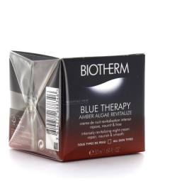 BIOTHERM Blue Therapy Amber Aglae Crème Nuit 50Ml