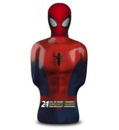 Spiderman Bain Moussant Shampooing 350Ml