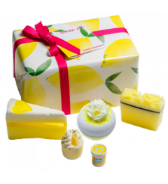 Bomb Cosmetics Coffret Lemon Aid