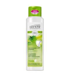 Lavera Shampooing Fraicheur et Anti Cheveux Gras 250Ml