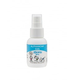 Alphanova Zeropou Spray 50Ml