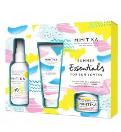 Mimitika Kit Summer Essentials SPF 30 Protection Solaire