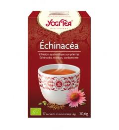 Yogi Tea Tisane Échinacéa 17 Sachets