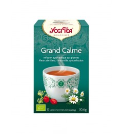 Yogi Tea Tisane Grand Calme 17 Sachets