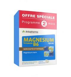 Arkopharma Magnésium Vitamine B6 2x60 Gélules