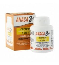 Anaca 3 Capteur Graisses et Sucres 5 en 1 120 Gélules