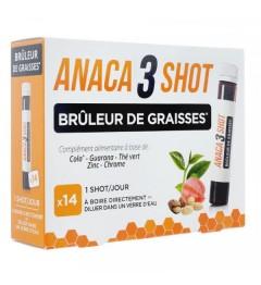 Anaca 3 Shot Bruleur de Graisse 14 Unidoses