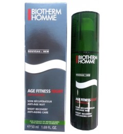 Biotherm Homme Age Fitness Nuit 50Ml