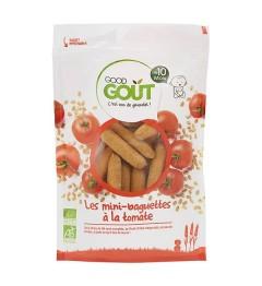 Good Gout Mini Galette à la Tomate 70 Grammes