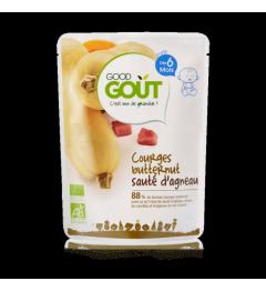 Good Gout Courges Butternut Sauté d'Agneau 190 Grammes