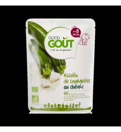 Good Gout Risotto de Courgettes au Chèvre 190 Grammes