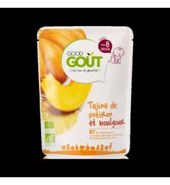 Good Gout Tajine-de-potiron-et-boulgour-190 Grammes