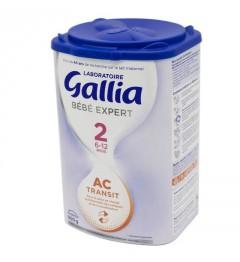 Gallia Expert Action Coliques Transit 2ème Age 800 Grammes