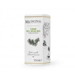 Medicinal Huile Essentielle Bio Cèdre de l'Atlas 10Ml