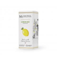 Medicinal Huile Essentielle Bio Citron 10Ml