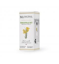 Medicinal Huile Essentielle Bio Hélichryse 10Ml