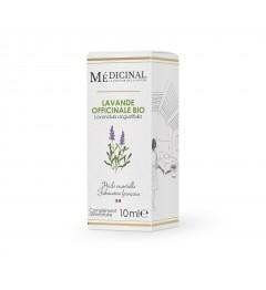 Medicinal Huile Essentielle Bio Lavande Officinale 10Ml