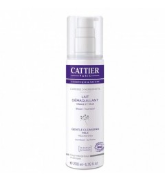 Cattier Lait Démaquillant Caresse d'Herboriste 200 ml