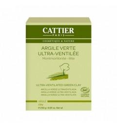 Cattier Argile Verte Ultra Ventilée 250 g