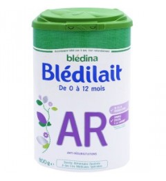Bledilait Anti Régurgitation 0-12 Mois 800 Grammes