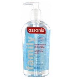 Assanis Gel Antibactérien Mains 250Ml