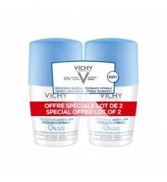 Vichy Déodorant Roll On Tolérance Optimale 2x50Ml