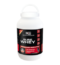 EA FIT Pure Whey Protein Croissance Musculaire Max Vanille