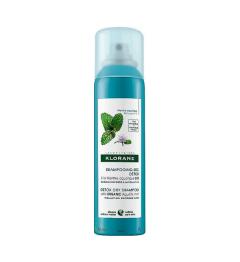 Klorane Capillaire Shampooing Sec Menthe Aquatique Spray 150Ml