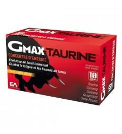 EA FIT Gmax Taurine 60 Ampoules Buvables 2Ml pas cher