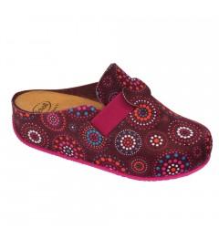 Scholl Chaussures Lareth Vin Multi Taille 38