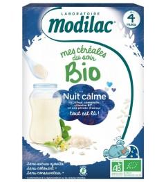 Modilac Premières Céréales Nuit Calme Bio 250 Grammes