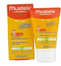 Mustela Solaire SPF50 Lait 100Ml pas cher