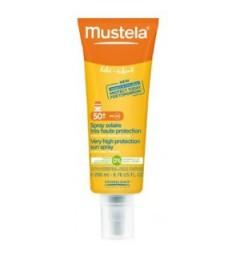 Mustela Solaire SPF50 Spray 200Ml pas cher
