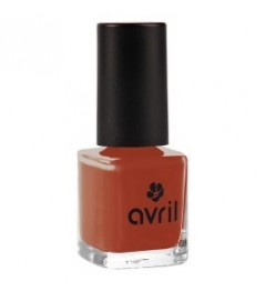 Avril Vernis à ongles 7ml Rouge Brique