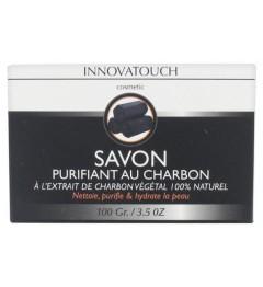 Innovatouch Savon Purifiant Au Charbon 100 Grammes