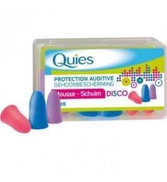Quies Protection Auditive 6 Mousses Disco