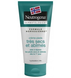 Neutrogena Crème Pieds Très Secs et Abimés 100Ml