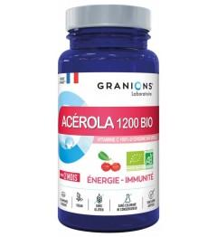 Granions Acerola 1200 Bio 30 Compirmés à Croquer