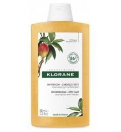 Klorane Shampooing à la Mangue 400Ml