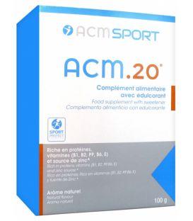 ACM 20 Poudre Boite de 10 Sachets