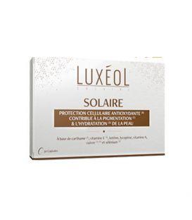 Luxeol Solaire 30 Capsules