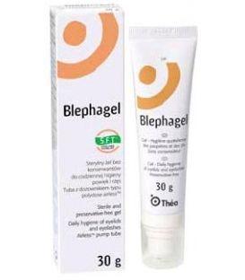 Blephagel Nettoyage Paupières et Cils 30 grammes