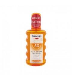 Eucerin Sun 50 Fluide Transparent 200Ml pas cher