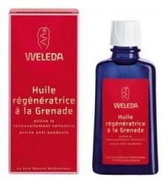 Weleda Huile Régénératrice à la Grenade 100Ml